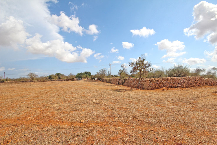 Ses Salines Buy Land in the southeast of Mallorca