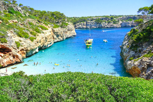 Cala Llombards property for sale oden long term rentals in Majorca Southeast