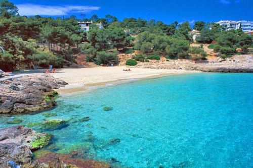Calvia real estate such as villas, Villa, Land, Apartment for Sale