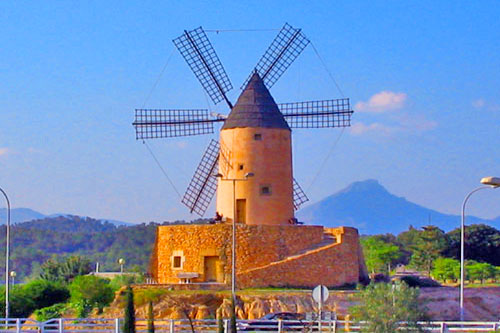Calvia property sales in the southwest of Mallorca