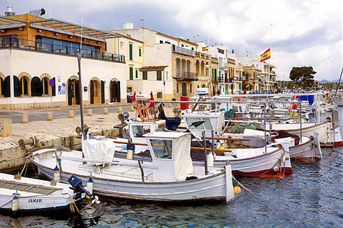 Porto Colom real estate agents with real estate for sale or rent in Mallorca