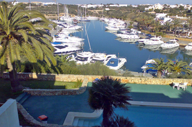 Cala D'or marina homes for sale in the southeast of Mallorca