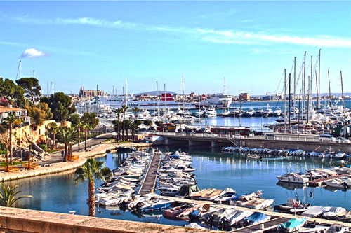 Long term rental apartment to rent Palma Mallorca Luxury Estate Can Barbara