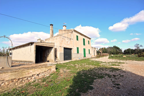 Finca for sale Mallorca, Real estate and property sales in Llucmajor