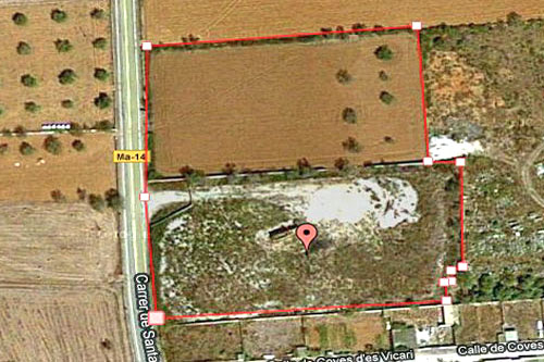 Sale commercial land Mallorca, commercial real estate in Santanyi