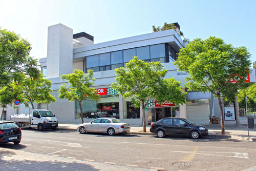 Shopping Center Palma Majorca to rent office space to rent office practice