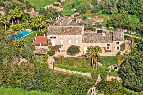 Pina historic property for sale in the center of the island of Mallorca