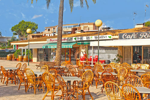 Porto Colom or rent commercial space for sale in Mallorca