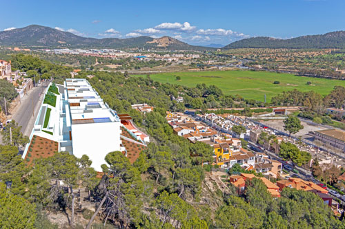 Santa Ponsa For sale through real estate agents on Mallorca