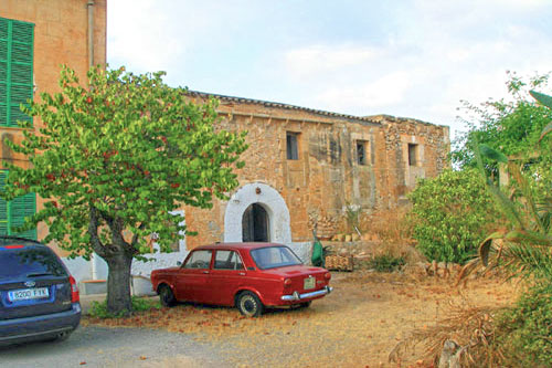 Finca Son Carrio buy rural property, mansion east Mallorca Property Sales