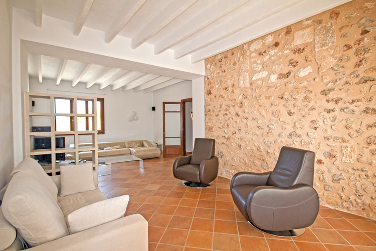 furnished house for long term rental in Felanitx in the southeast Mallorca