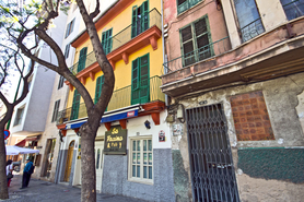 Vintage Apartments for sale in the city of Palma de Mallorca