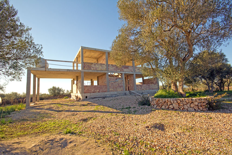 Finca with a lot of country buy in Campos on Mallorca
