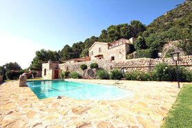Mallorca Villa overlooking the Bay of Palma for sale in Randa