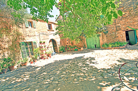 Finca for nature lovers in Santa Eugenia for sale