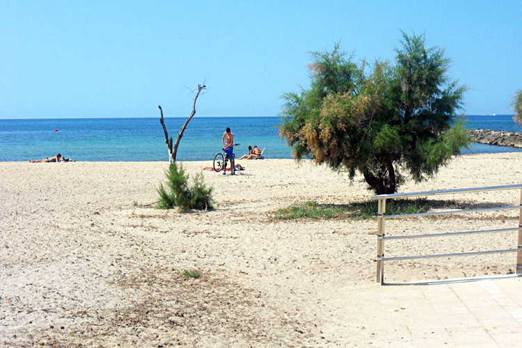Ciutat Jardi beach description and tips to Palma de Mallorca