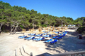 Cala Falco beach in Calvia